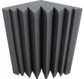 """АкуПор """"Басовая ловушка"""", размер 300*300*1000 мм, цвет серый графит"""