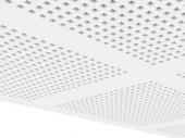 Плиты звукопоглощающие с квадратной перфорацией Гиптон Эктив Эйр БИГ Кваттро 41 B1
