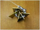Универсальный комплект крепежа для виброподвесов (5 шт.)