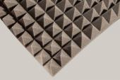 "АкуПор ""Пирамида - 50"", размер 2000*1000*50 мм, цвет серый графит"