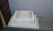 Acubox-5, звукоизоляционный подрозетник, 484*110*47 мм